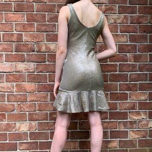 Sparkle Bebe party dress